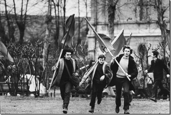 Piazza Accursio, Milano, 1971