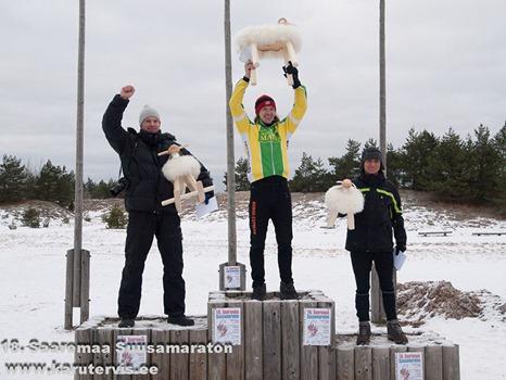 Saaremaa suusamaraton