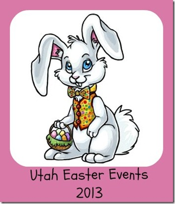 Utah Easter Events 2013