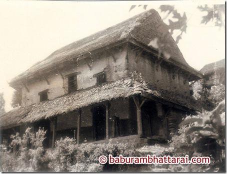 Baburam Home @ Gorkha Belbas
