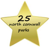 25 Static Caravan Parks in North Cornwall