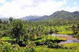 Looking Into The Valley - Savusavu, Fiji