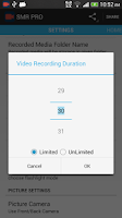 Screenshot of Secret Video Recorder - PRO