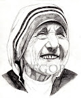 Mother Theresa by Eegor316