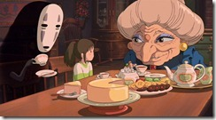 Spirited Away Tea with Zeniba