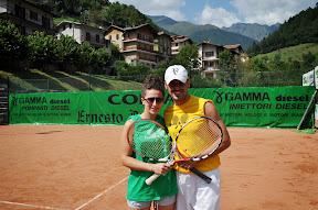 Michele Facchini e Priscilla Tabladini