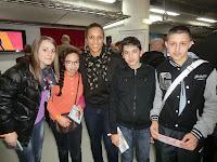 Bercy autographes
