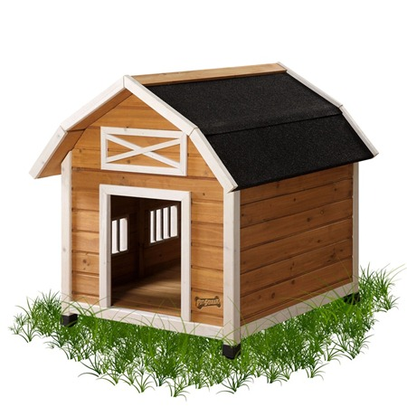 The Barn Dog House Medium-2