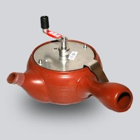 エコ茶ん急須 Aタイプ(茶)
