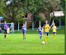 Gabriel Oliveira - Domina a bola e faz o gol