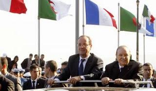 Le Président Hollande félicite le président Bouteflika pour sa réélection