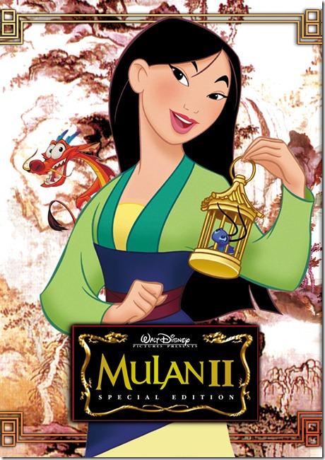 Mulan II มู่หลาน 2 ตอนเจ้าหญิงสามพระองค์ [HD Master]