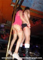 Stripper Rafael Azeredo e Sra Loira Misteriosa