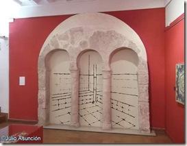 Arcos de los baños musulmanes - Museo municipal de Játiva