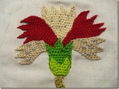 Detached Buttonhole Carnation Study