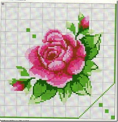 Ponto Cruz-Cross Stitch-Punto Cruz-esquemas-motivos-709