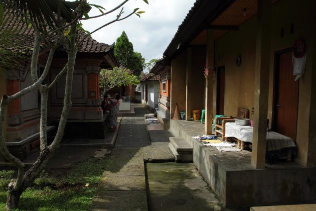 Balinese Homestay in Ubud