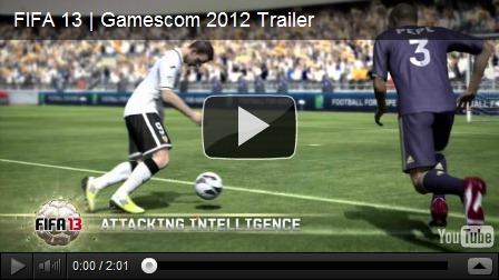FIFA 13 Gamescom