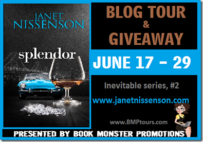 TOUR BUTTON - Janet Nissenson's SPLENDOR Blog Tour