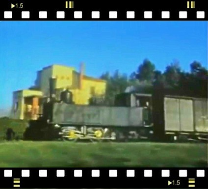 VAY del Video, Tren Alcoi Gandia 1873 1969 (17d)