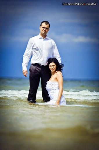Dobiegniew fotografia ślubna