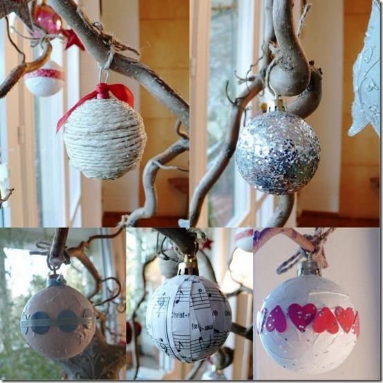 palline natale - decorazioni