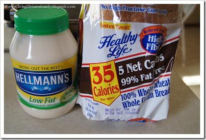 add mayo (or greek yogurt to make it healthier)