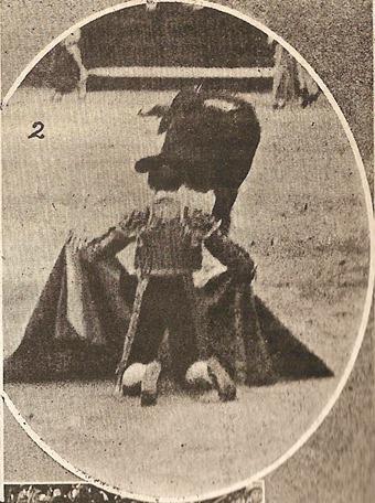 1912-04-07 Madrid Gaona cambio de rodillas 001