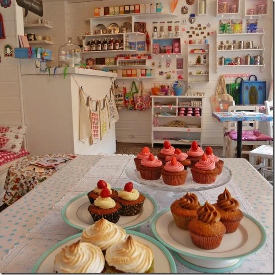 cafe creativo - negozio Francia - nantes - Henry Henriette