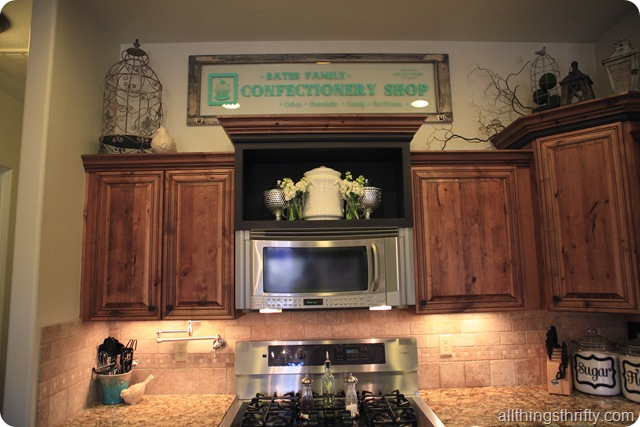 Interior Decorating a cottage style kitchen, Jill's House reveal