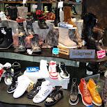 shoes at shizuoka 109 in Shizuoka, Sizuoka (Shizuoka) , Japan
