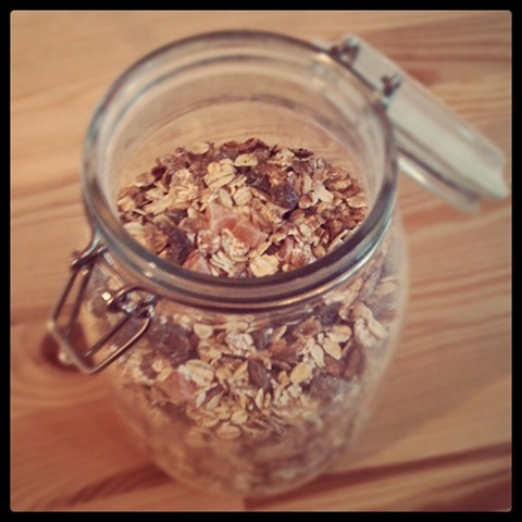 #17 - Dorset Cereal in a glass jar