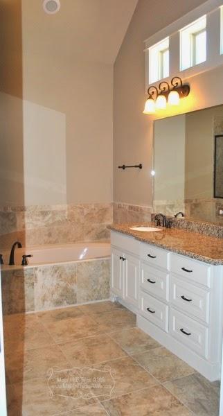 CGM guest house bathroom area