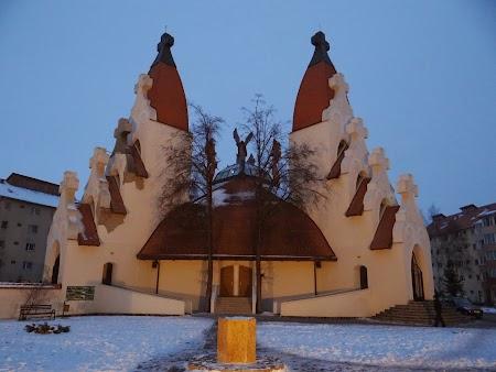 Biserica Millenium Miercurea Ciuc