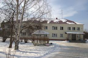 4 корпус - зима