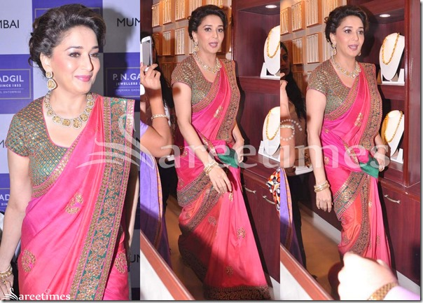 Madhuri_Dixit_Sonam_and_Paras_Modi_Saree