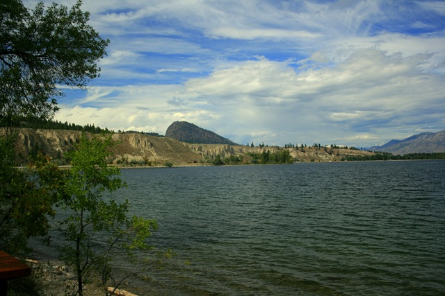 Lakeside day use parks in Summerland