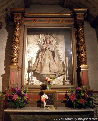 oldest shrine of our lady on the west coast