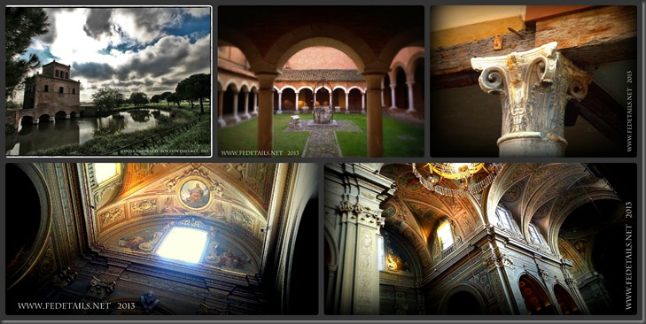 Collage of week ( 28/01 - 01/02/2013 ), Ferrara, Emilia Romagna, Italy - Property and Copyrights of FEdetails.net