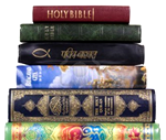 Different religious books