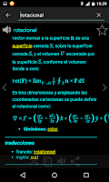 Screenshot of Spanish Dictionary - Offline
