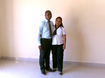 igreja universal sudão 4 - Priscila e Maxwell Palheta