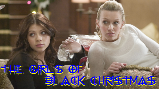 6 The Girls of Black Christmas