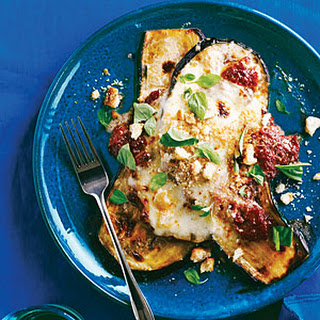 Eggplant Parmigiana No Cheese Recipes