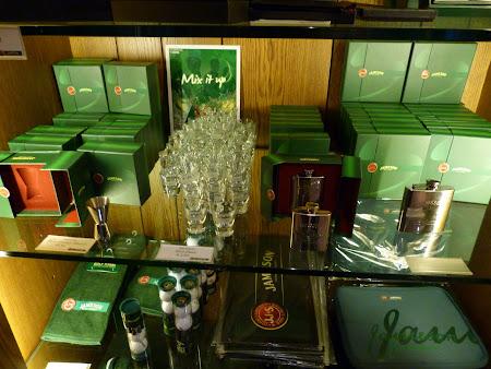Imagini Irlanda: suvenir Jameson