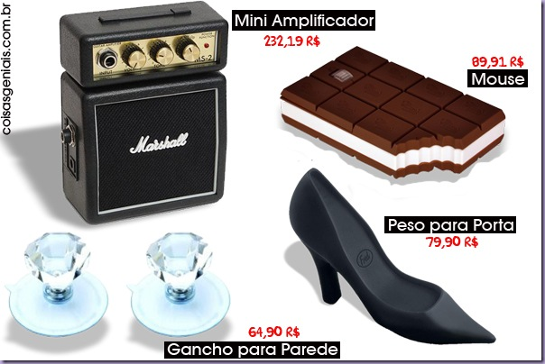 Min-Amplificador-Gancho-Parede-Cristal-Peso-Porta-Salto-Mouse-Chocolate-Coisas-Geniais
