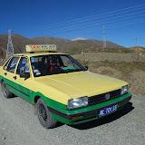 Tianshan - Mon taxi
