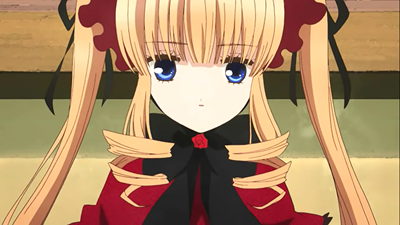 Rozen Maiden Shinku 2013