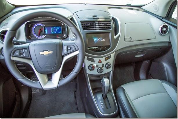 Avaliação - Chevrolet Tracker 2014 (21)