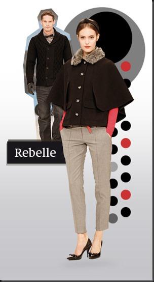 mode rebelle C&A